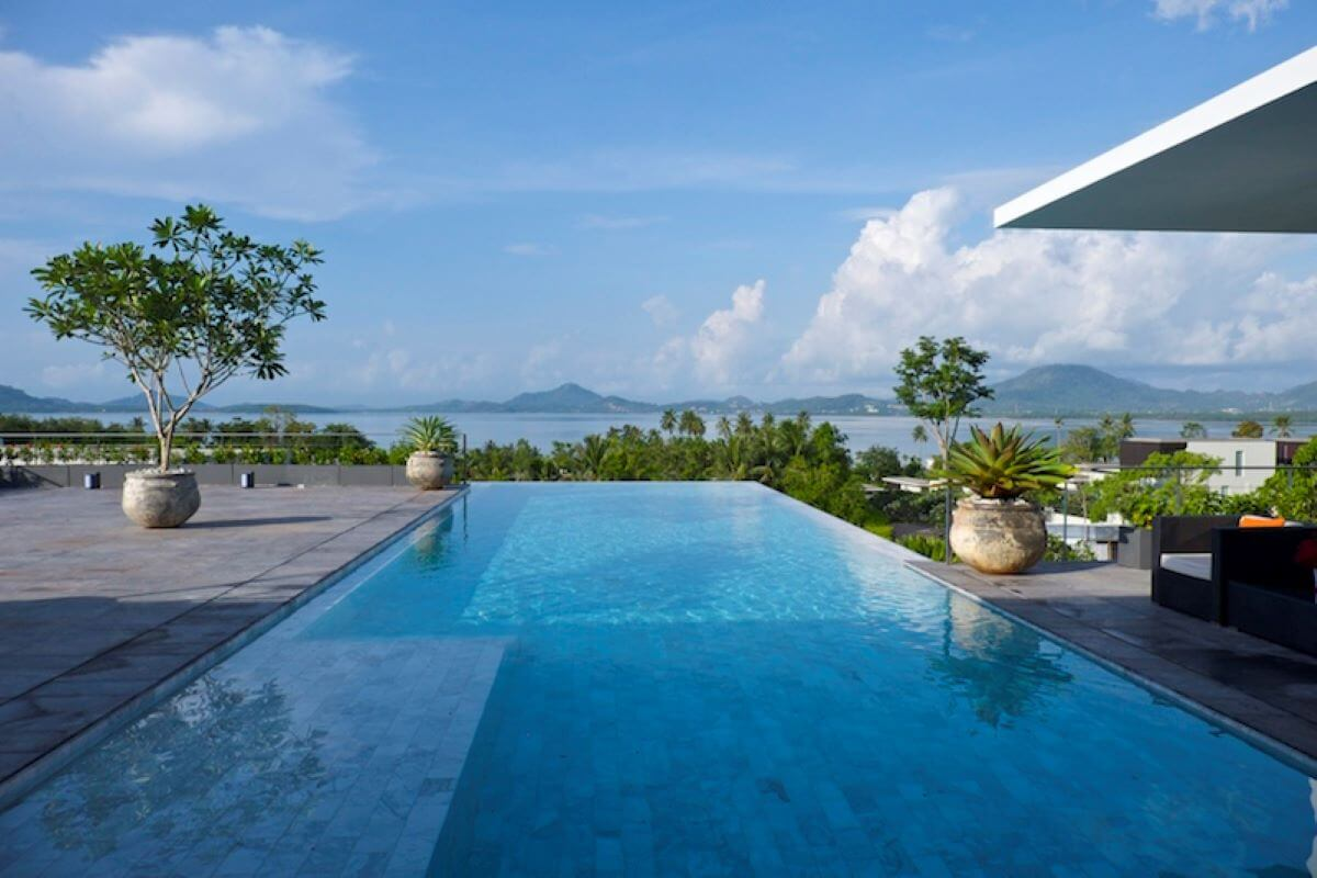 5 Bedroom Panoramic Sea View Luxury Villa for Sale in Yamu, Phuket