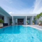Baan Yamu 5 Bedroom Sea View Pool Villa for Sale in Yamu Phuket