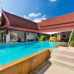 Kathu Golf Front View Villa for Sale in Phuket