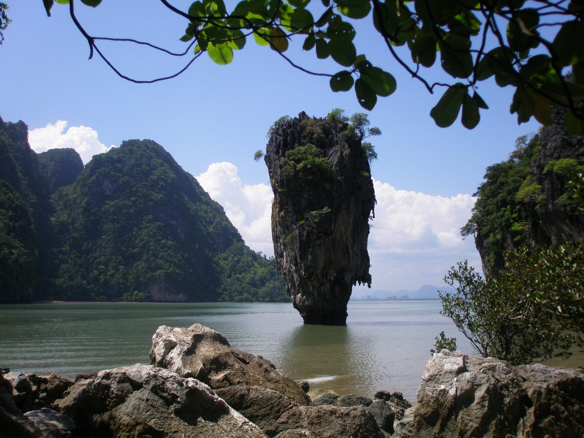 A Phuket Day Trip To Phang Nga Bay S James Bond Island