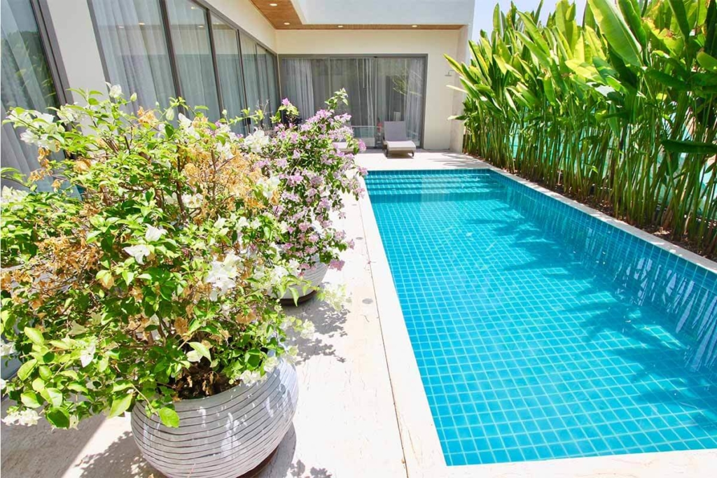 Orbita 2 Bedroom Pool Villa for Sale in Rawai PhuketPhuket