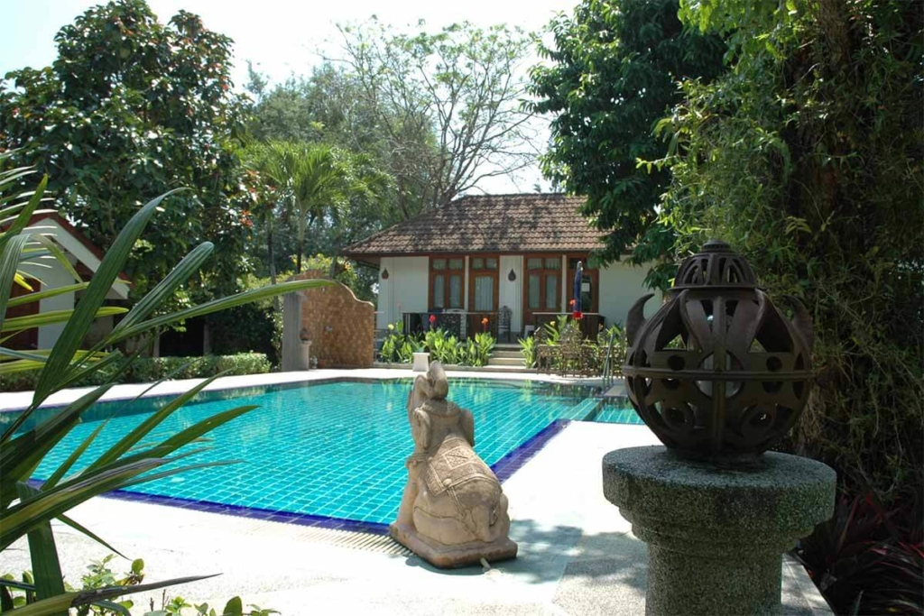 Private Pool Villa Sold by Owner in Nai Harn Phuket