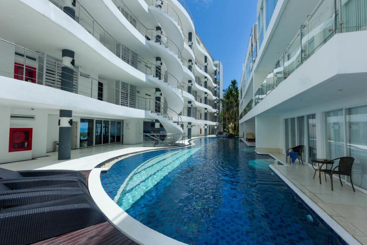 2 Bedroom Sea View Condo for Sale near Karon Beach, Phuket