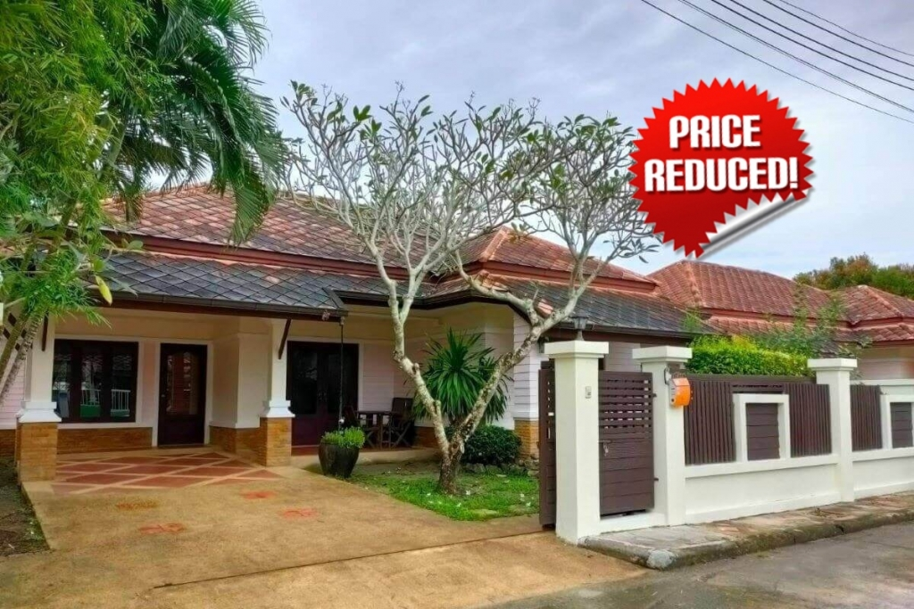 3 Bedroom Private House for Sale in Cherng Talay Phuket