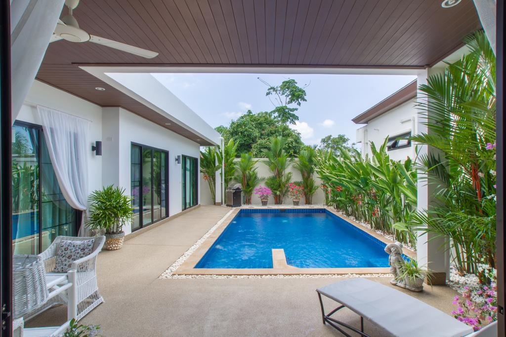 Nga Chang by Intira 3 Bedroom Pool Villas for Sale in Rawai Phuket