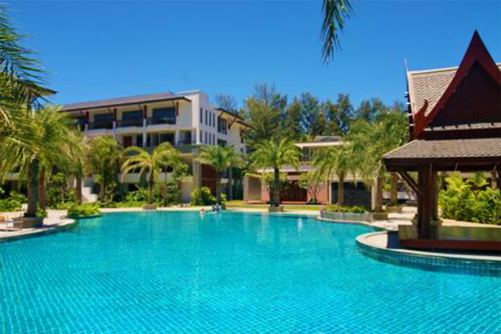 Pearl of Naithon 4 Bedroom Sea View Penthouse Duplex for Sale in Nai Thon Beach Phuket