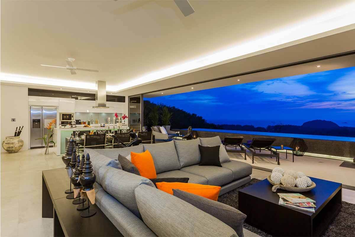 The Residences Overlooking Layan 2 Bedroom Sea View Condo for Sale in Layan Phuket