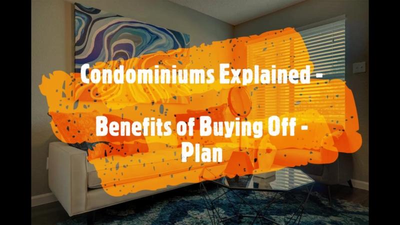 Benefits of Buying Off Plan