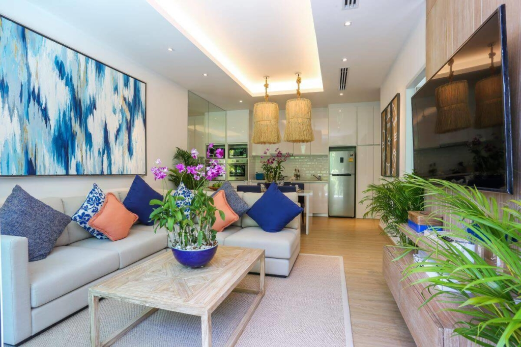 Grand Kamala Falls 1 Bedroom Condo for Sale in Kamala Phuket