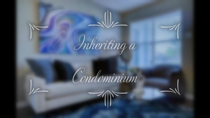 Inheriting a Condo Thai Residential
