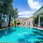 3 Bedroom Fully Furnished Villa with Large Swimming Pool for Sale in Rawai, Phuket