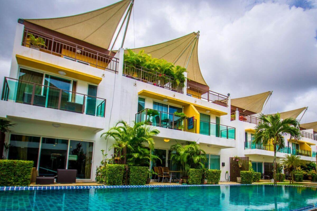 AP Grand Residence 3 Bedroom Townhouse for Sale in Kamala Phuket