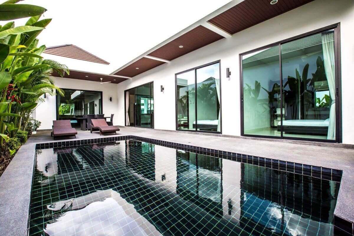 Nga Chang by Intira 3 Bedrroom Pool Villa for Sale in Rawai Phuket