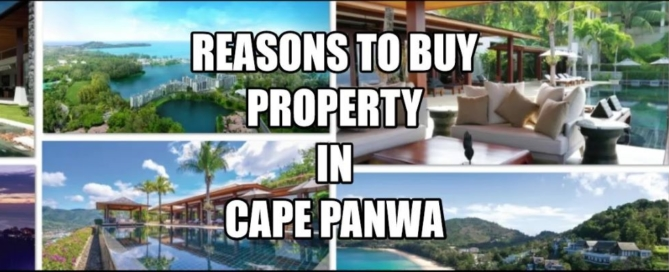 Buying property in Cape Panwa