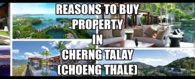 Tips to buy property in Cherng Talay