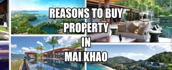 Tips to purchase property in Mai Khao