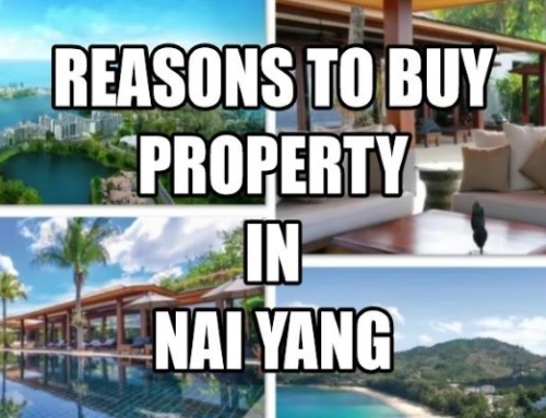 Buying Property in Phuket in 2019 – Houses, Villas and Condominiums in the Nai Yang Beach Area