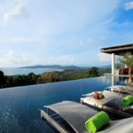 6 Bedroom Sea View Pool Villa for Rent Cherng Talay Phuket