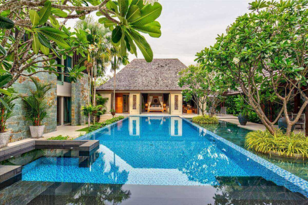 7 Bedroom Pool Villa for Sale by Private Owner Layan Phuket