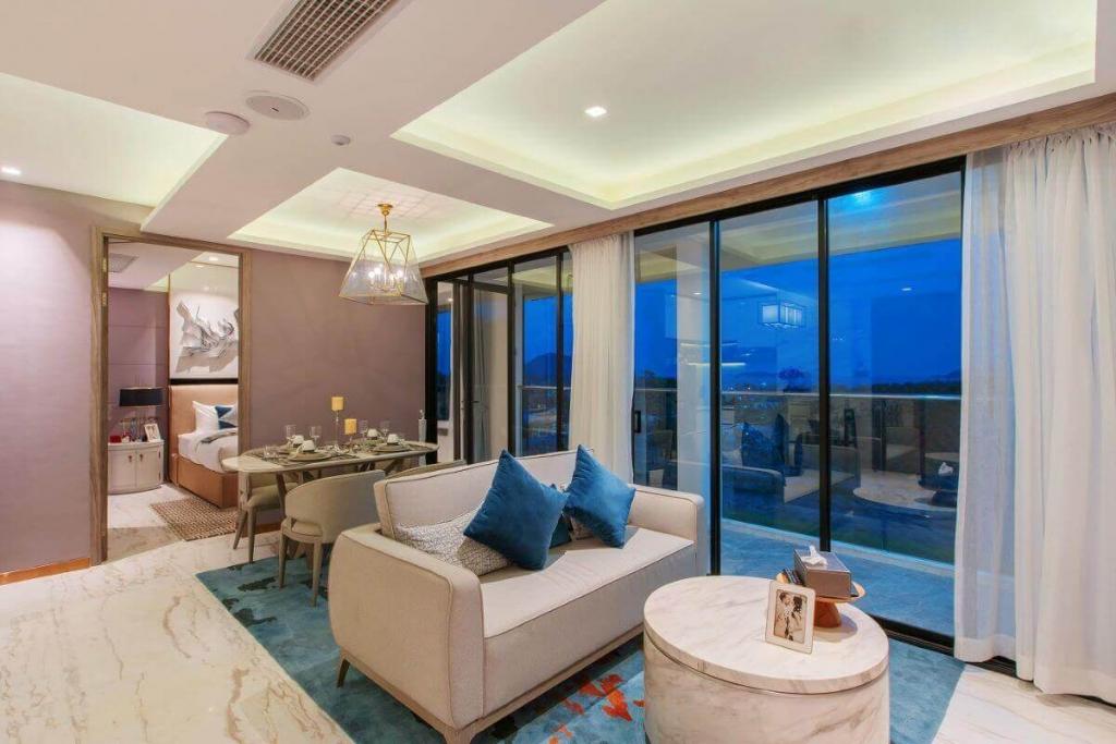 2 Bedroom Sea View Condo for Sale near Rawai Beach, Phuket