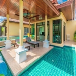 4 Bedroom Pool Villa for Sale near Bang Tao Beach, Phuket