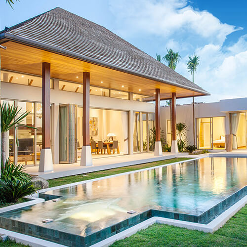 High End Villa Market Phuket