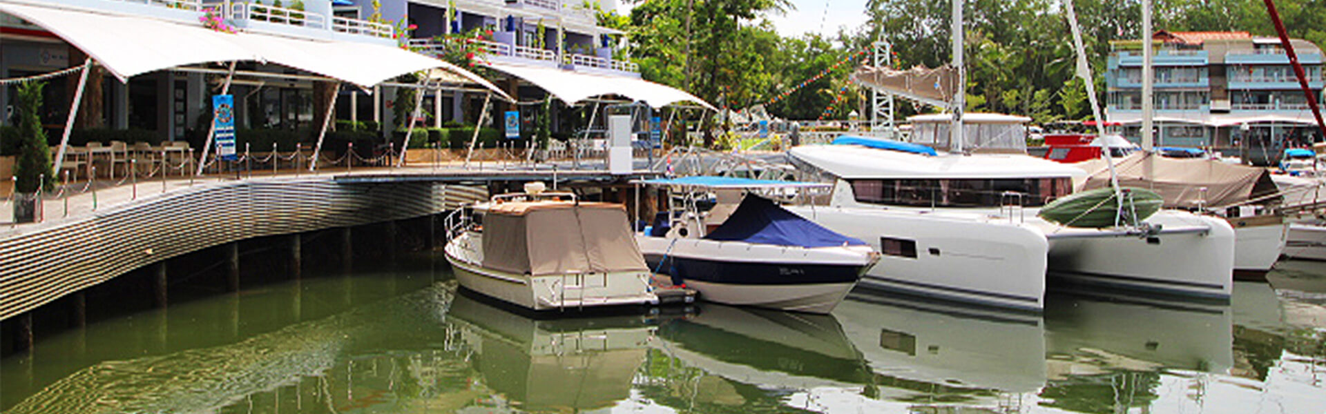 Owning and Leasing Marina Thai Properties