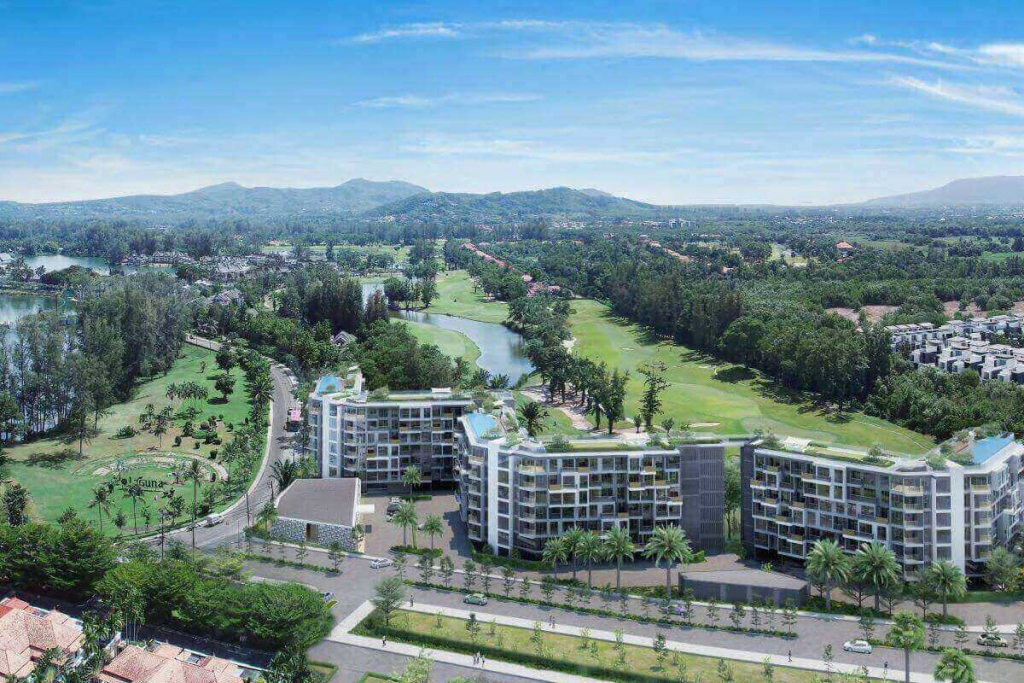 2 Bedroom Foreign Freehold Resort Condo for Sale in Laguna Phuket near Bang Tao Beach