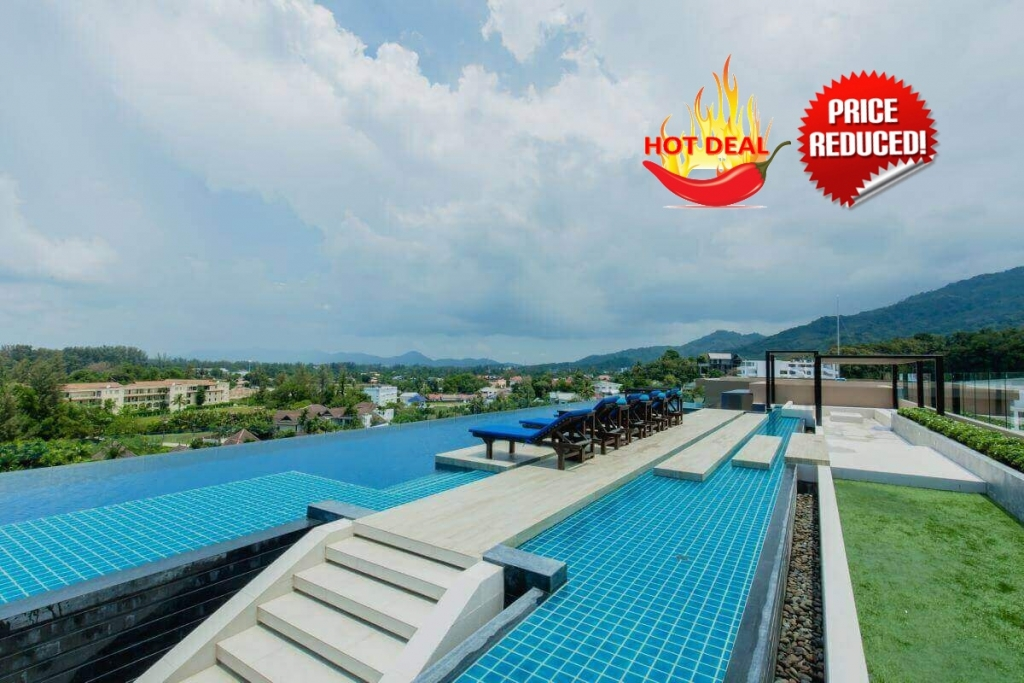 1 Bedroom Condo for Sale at The Aristo 1 Surin Beach, Phuket