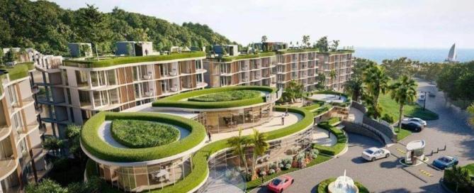 2 Bedroom Sea View Condo for Sale in Kamala, Phuket