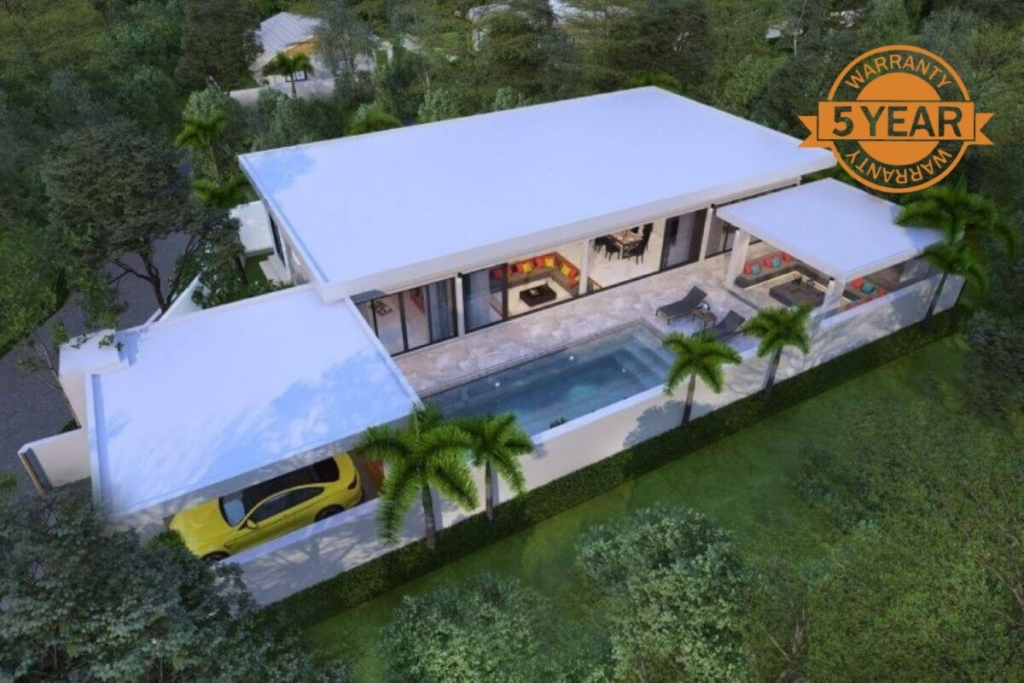 3 Bedroom Pool Villa for Sale in Rawai, Phuket
