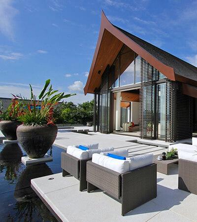 Luxury Villa Rentals in Phuket