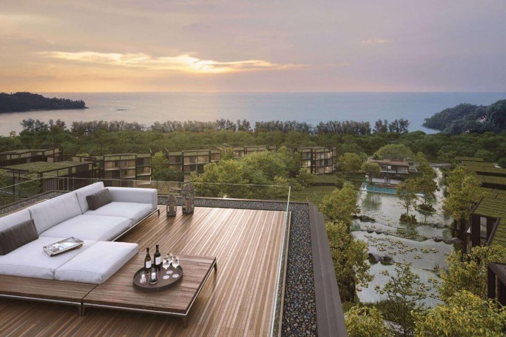 Studio Beachfront Condo for Sale in Kamala, Phuket