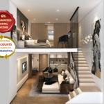 1 Bedroom Duplex Resort Condo for Sale near Rawai Beach, Phuket