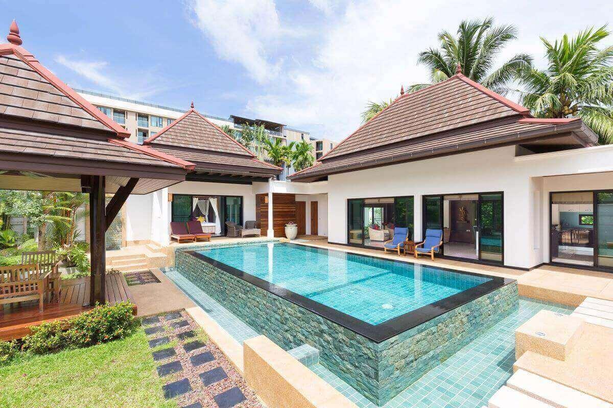 3 Bedroom Pool Villa for Sale at Baan Thai Surin Garden near Bang Tao Beach, Phuket