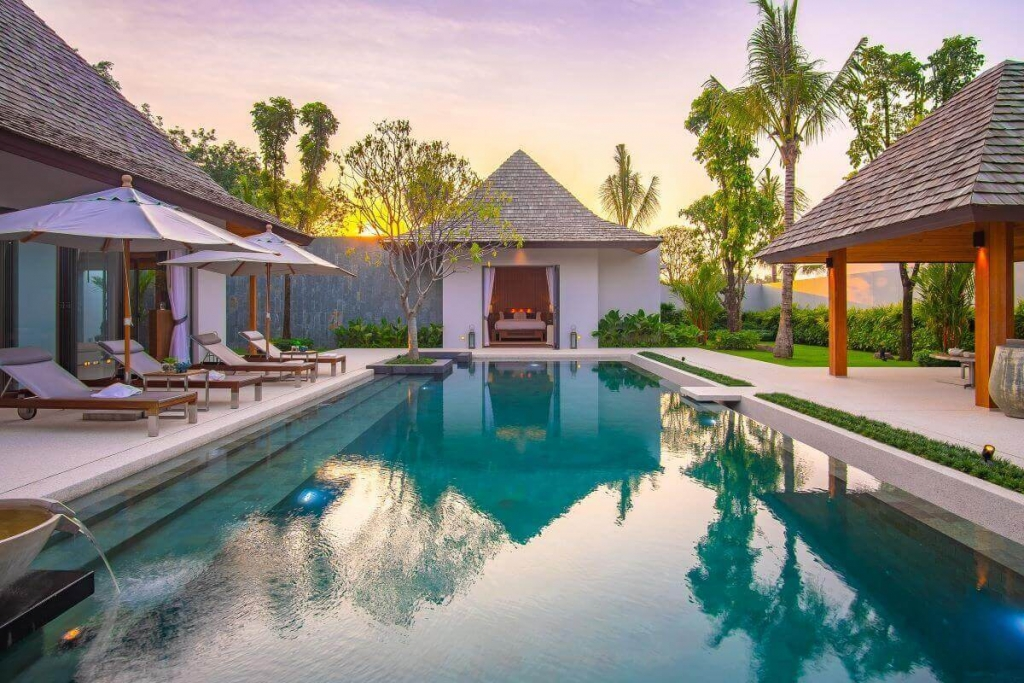 3 Bedroom Pool Villa for Sale in Cherng Talay, Phuket