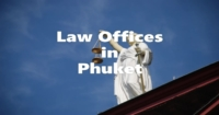 List of Law Offices in Phuket, Thailand