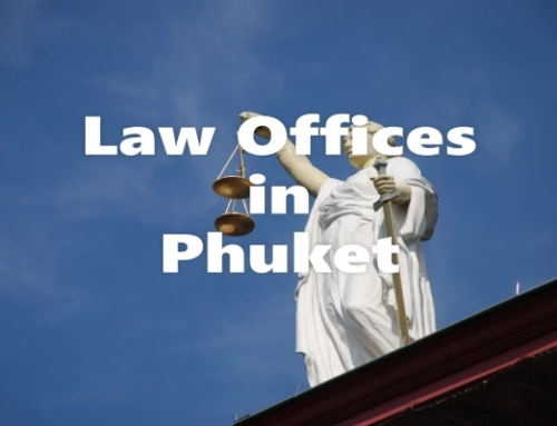 Law Offices in Phuket