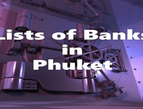 Banks and Banking in Phuket, Thailand