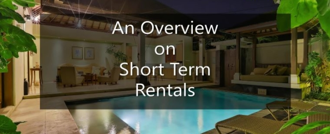 An Overview on short term rentals on Villas and Condo's in Phuket