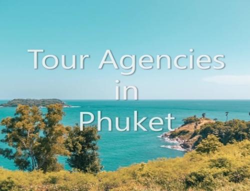 Tour Agencies in Phuket
