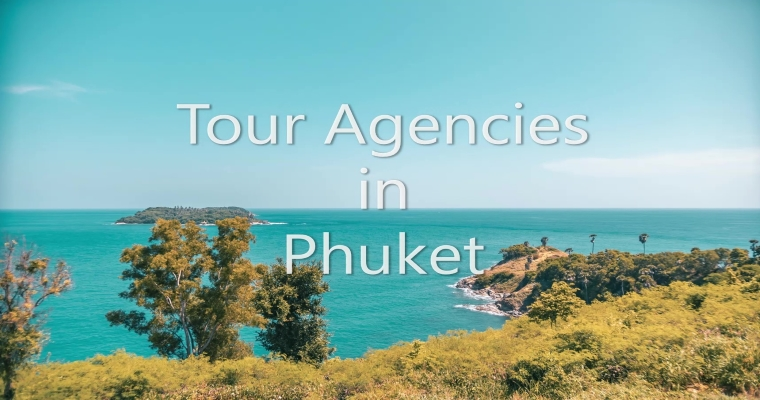 List of Tour Agencies in Phuket