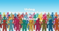 Using a Nominee Shareholder in Thailand
