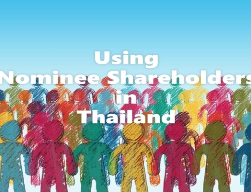 What is Considered to be a Nominee Shareholder When Purchasing Phuket Real Estate Through a Thai Company?