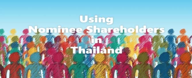 Использование номинального акционера в Таиланде
