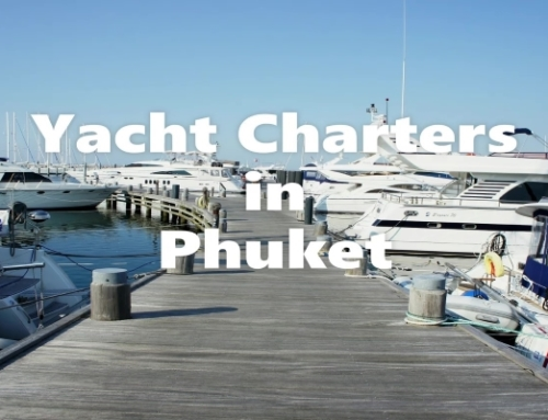 Luxury Boat & Yacht Charters in Phuket