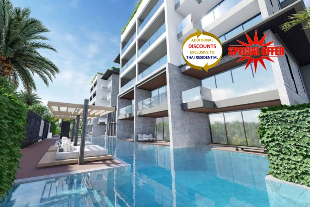 1 Bedroom Condo for Sale Walking Distance to Bang Tao Beach, Phuket