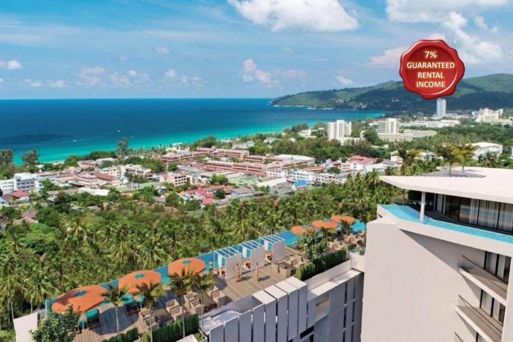 2 Bedroom Sea View Condo for Sale near Karon Beach, Phuket