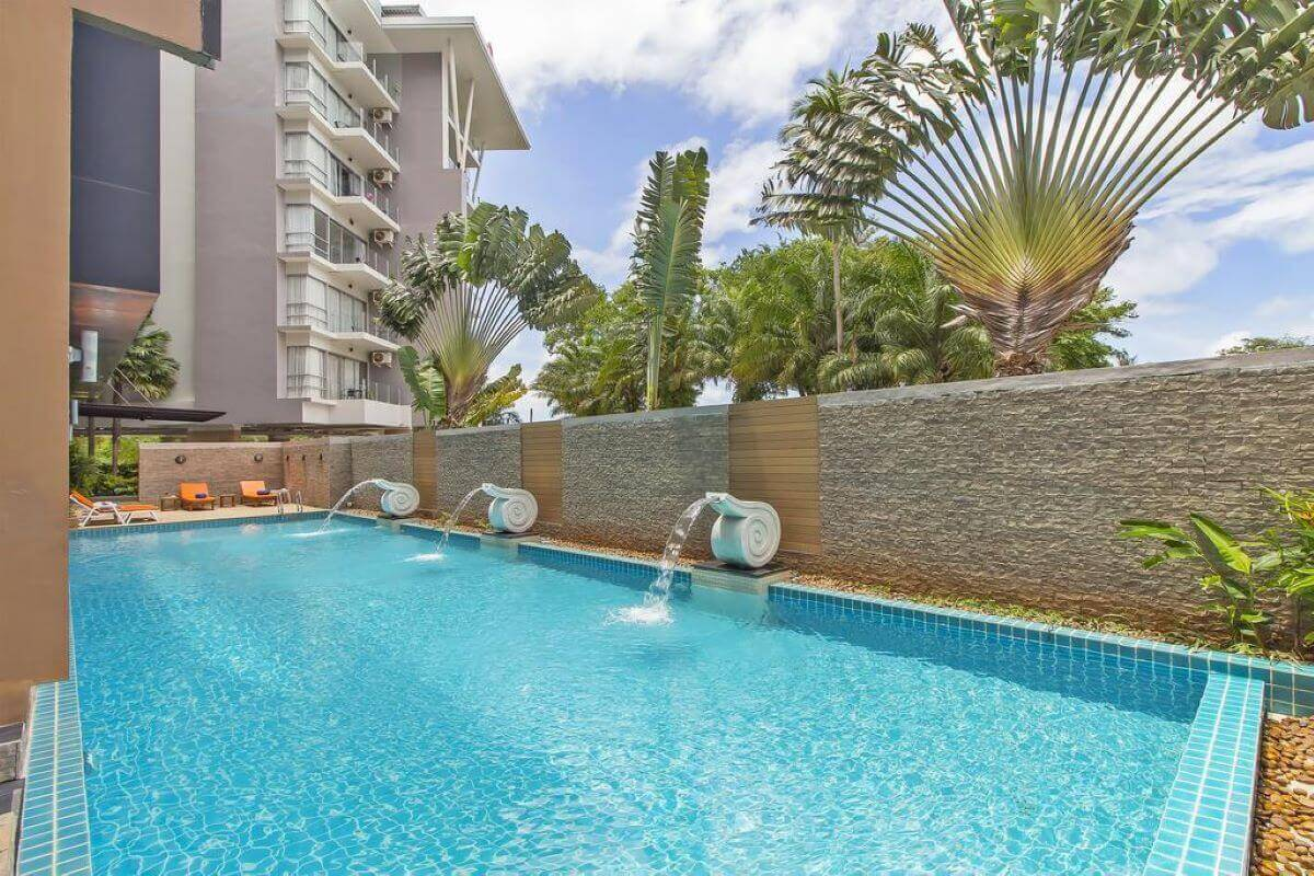 2 Bedroom Fully Furnished Freehold Condo for Sale near Karon Beach, Phuket
