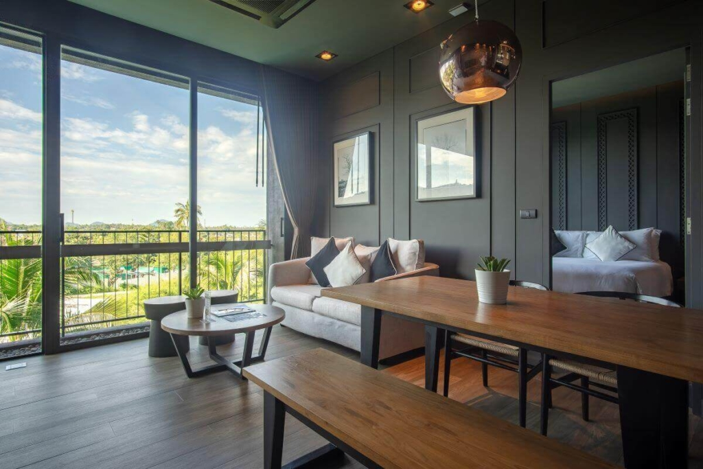 2 Bedroom Fully Furnished Condo for Sale in Rawai, Phuket